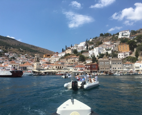 Private boat trips Hydra